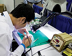 HKPCA & IPC Bring Hand-Soldering Competition World